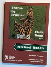 AFL VFL Frame By Frame Flickbook Great Moments In Sport Richmond St Kilda Mint!