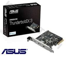 Asus thunderboltex 3 PCI-E 1x Thunderbolt 3 1x USB 3.1 1x Mini DisplayPort IN NEW