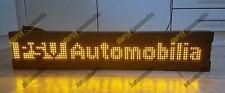 Hanover LED Displays 96x8 OL010A Bus Coach Destination Blind Home Office 24V
