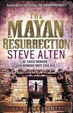 The Mayan Resurrection by Steve Alten (Trade Paperback, 2011)
