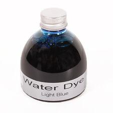Colorant bleu clair de l'eau par oasis 150ml pour fleurs coupées fraîches