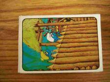 FIGURINA PANINI PUFFI ALBUM 1982  N° 115