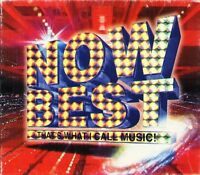 NOW BEST THAT'S WHAT I CALL MUSIC  Japan CD QUEEN UB40 SPICE GIRLS JANET JACKSON