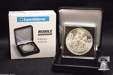 27mm $10 Gold 1838-1933 Coin Holder 2x2 Capsule Quadrum INTERCEPT + Nobile Box