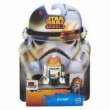 Star Wars Rebels Saga Legends C1-10P CHOPPER DROID Figure by Hasbro (SL06/A8649)