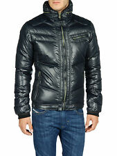 DIESEL WEROKS DOWN JACKET BLACK SIZE S 100% AUTHENTIC