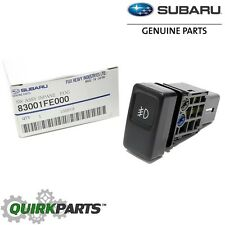 OEM 2002-2007 Subaru Impreza & WRX STi Front Dash Fog Lamp Switch NEW 83001FE000