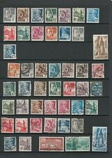Germany: Allied Occupation 1947-1948 40+ Baden issues Mint & Used - see scan