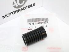 Honda XL 250 R S Caoutchouc pommeau Grand Rubber Gearshift change Pédale NEW