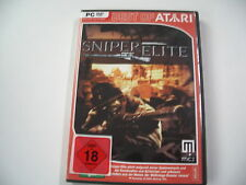 Sniper Elite    (PC)     USK 18