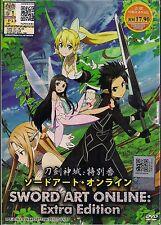 Sword Art Online : Extra Edition Japan Anime DVD Box Set English Subtitle