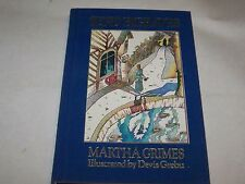 Send Bygraves by Martha Grimes (1989, Hardcover) Devis Grebu, illustrator