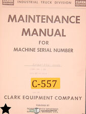 s l225 forklift clark in manufacturing & metalworking ebay  at n-0.co