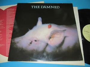The Damned / Strawberries (Scandinavia 1982, Bronze BRON 542) - LP