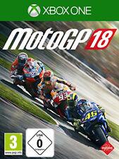 Xbox One motogp 18 moto gp 2018 motarradrennen neu&ovp
