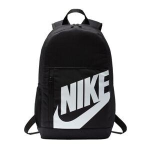 Nike Elemental Junior Rucksack 013 Schwarz Backpack Tasche
