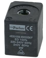 More details for parker 483510s6 240v dz06 9w 3 way solenoid valve coil for coffee machine 439504