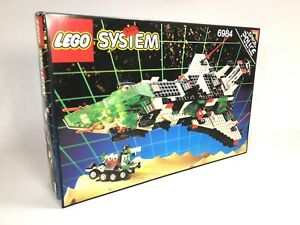 Lego System Classic Space Police Galactic Mediator 6984 (1992) Pre-Owned