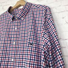 NWT Vineyard Vines Big & Tall Classic Fit Performance Tucker Button-Down Shirt