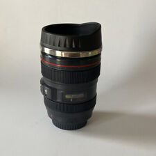 Novelty Camera Lens Coffee Travel Mug Canon Photography Gift