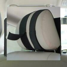 Apple iPad 2 3 4 Car Headrest Mount Holder Protect Leather Case Adjustable Black