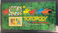 Totopoly 1978 Waddingtons Horse Racing Board Game - Number 6 Horse Missing