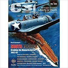 C3i No. 30 - Mark Herman's South Pacific (Unpunched Game & Magazine)