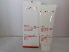 Clarins Hand and Nail Treatment Cream 3.4 oz./100 mL Dented Box