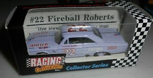 Fireball Roberts #22 1963 Ford Galaxy 1/64 RCCA  RCI Legends Series
