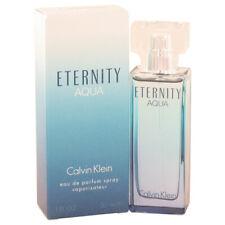 Eternity Aqua by Calvin Klein Eau De Parfum Spray 1 oz for Women