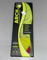 Women's SoFSole Arch Performance Insole Size 5-7.5  NEW