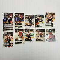 1991 Pro Set Hockey Cards Philadelphia Flyers Team Lot