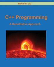 C++ Programming: A Quantitative Approach