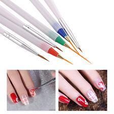 6 suit Nail art supplies brush nail painting pen Pearl Tools