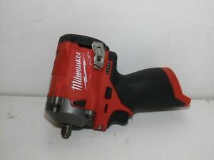 Milwaukee M12FIW38 12V Cordless 3 Speed Impact Wrench Bare 3/8 inch Fuel B-Less
