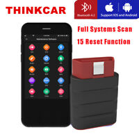 ALL System Scanner OBD2 Code Reader Bluetooth Car Diagnostic Tool Fr IOS&Android