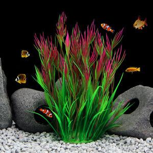 Artificial Water Grass Plant Fish Tank Aquarium Simulation Ornament Home Decor