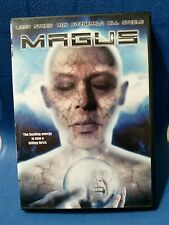 MAGUS DVD Movie, Lizzy Stain, Ron Fitzgerald, Bill Steele. Free shipping