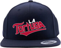 "NAVY Willians Astudillo Minnesota Twins ""La Tortuga"" Snapback Hat"