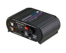 ART AV Direct Multi-Input Audio/Video Direct Box RCA, 1/4, Transformer Iso