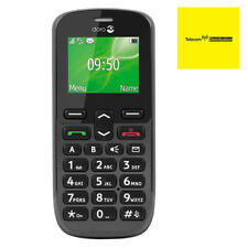 Doro Phone Easy 508 - Elderly Big Button Mobile - Black New Condition - Unlocked