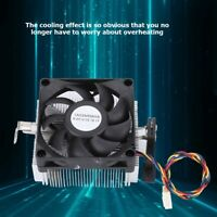 For AMD CPU Cooler 12V Hydraulic Bearing 2200RPM High Speed 7015 Silent Fan L2S