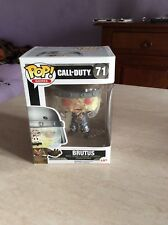 Funko Pop Games Call of Duty Brutus Vinyl Action Figure 71 Collectible Toy 6823