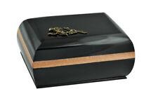Mémorial Cercueil en laiton Calla lily.cremation Urne pour adulte, enterrement