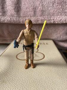 Vintage Star Wars  - Luke Skywalker Bespin 1980 with Original gun and sabre