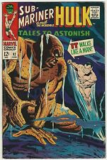 TALES TO ASTONISH #91 6.0 FN ABOMINATION APP WP (ID 6630)