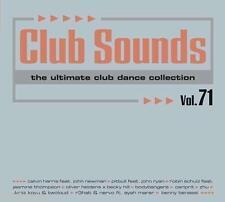 CLUB SOUNDS VOL. 71 * NEW 3CD-SET 2014 * NEU *
