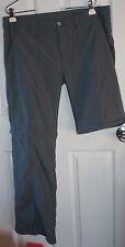 Rugged Exposure Convertible Pants Zip-Off Shorts XL Waterproof Polyester