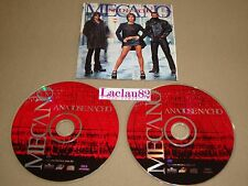 Mecano Ana Jose Nacho 1998 Bmg Cd Doble Mexico