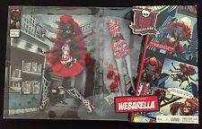 SDCC 2013 Comic Con Mattel Monster High Wydowna Spider Webarella Doll New